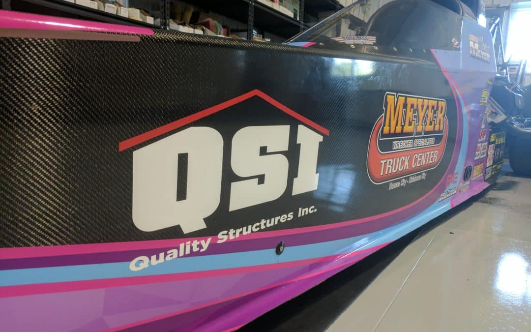Quality Structures Extends Sponsorship with Randy Meyer Racing