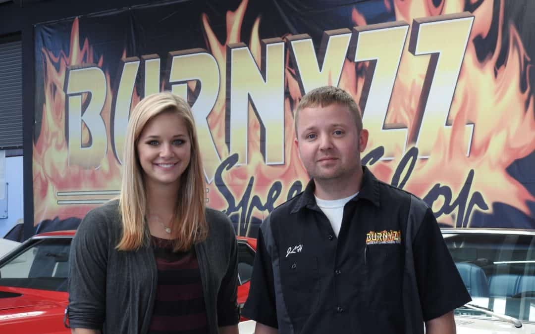 Burnyzz Speed Shop On Board with Megan Meyer For The NHRA Gatornationals
